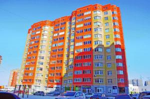 МКД по адресу ул. Салмышская 43А