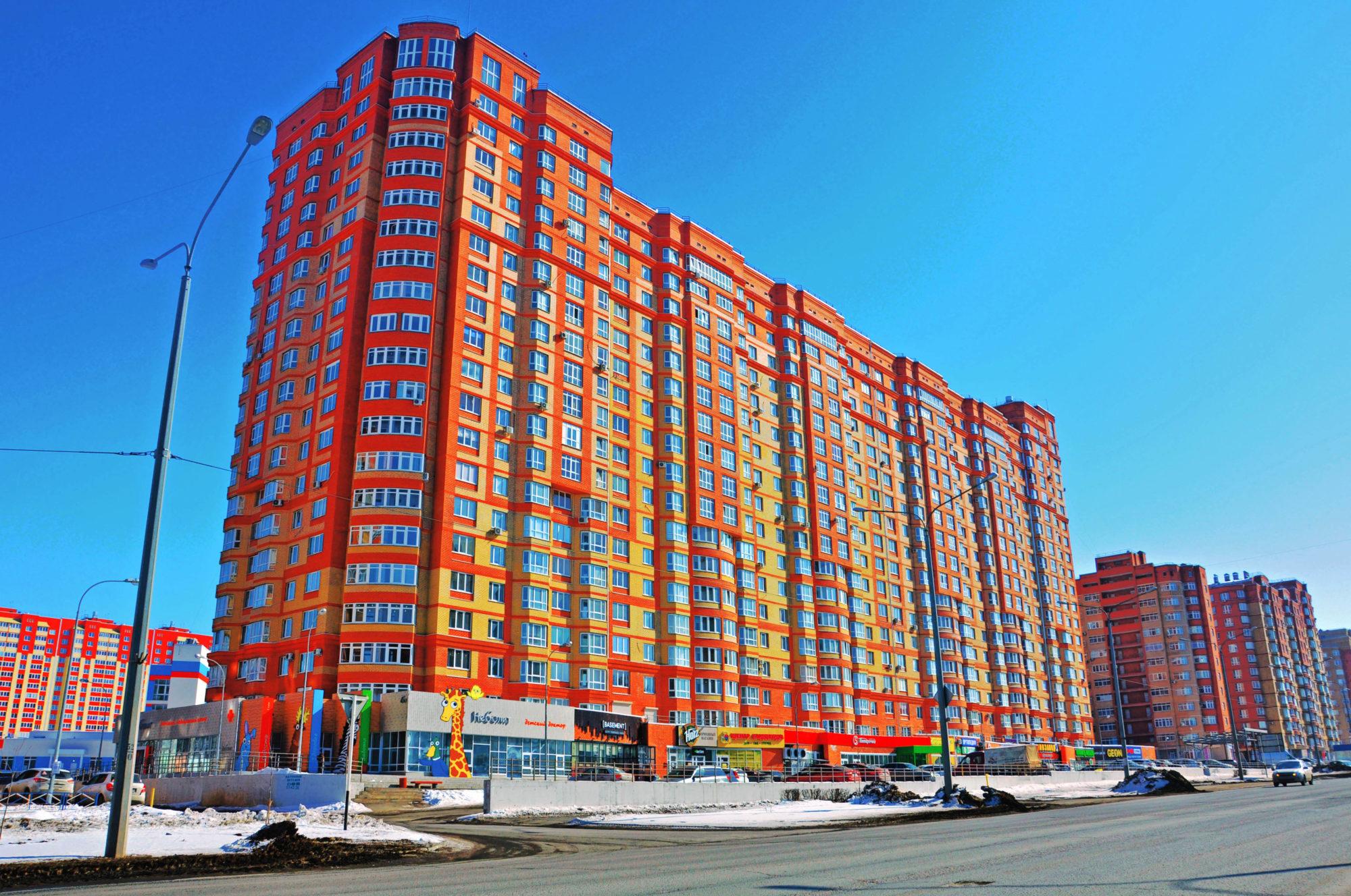МКД по адресу ул. Салмышская д. 43/5, г. Оренбург обслуживает ООО УКЖФ Просторная