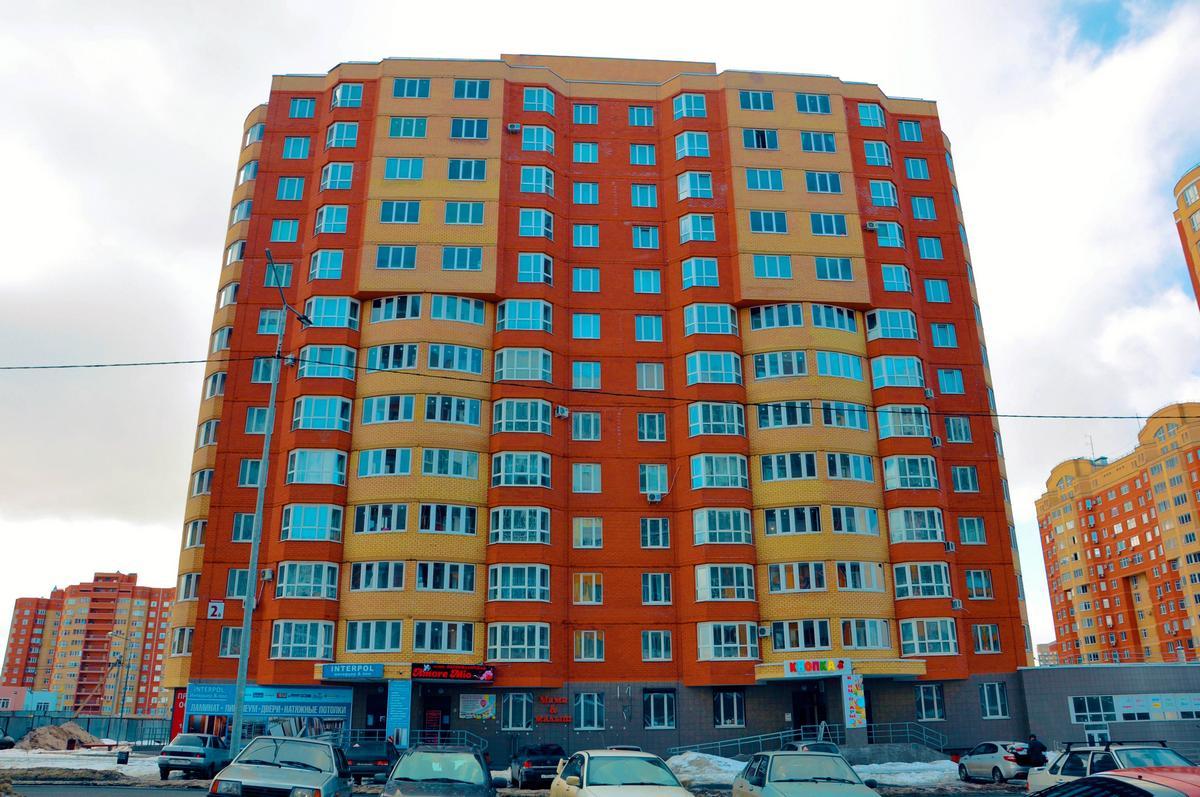 МКД по адресу ул. Поляничко д. 2А