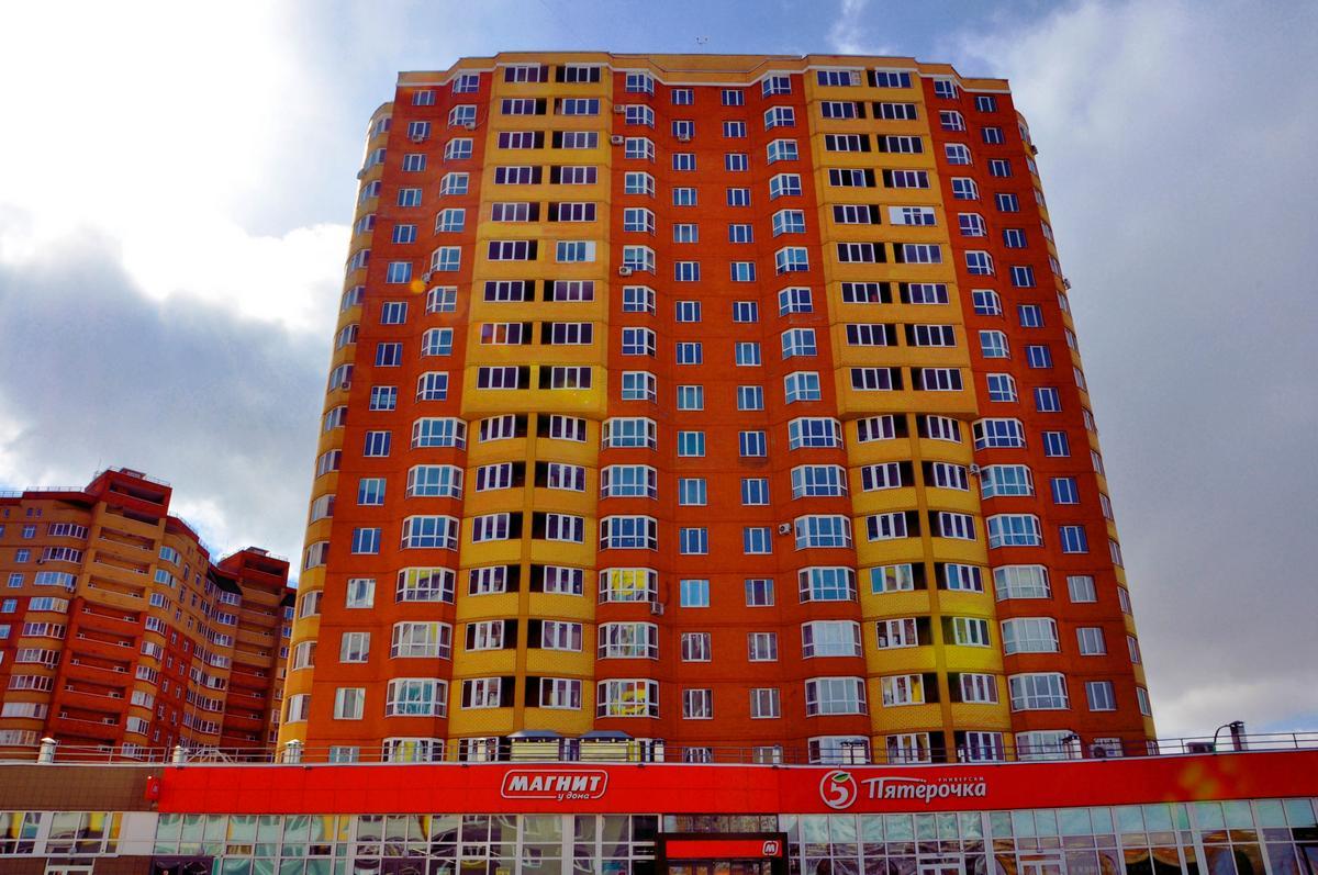 МКД по адресу ул. Поляничко д. 2