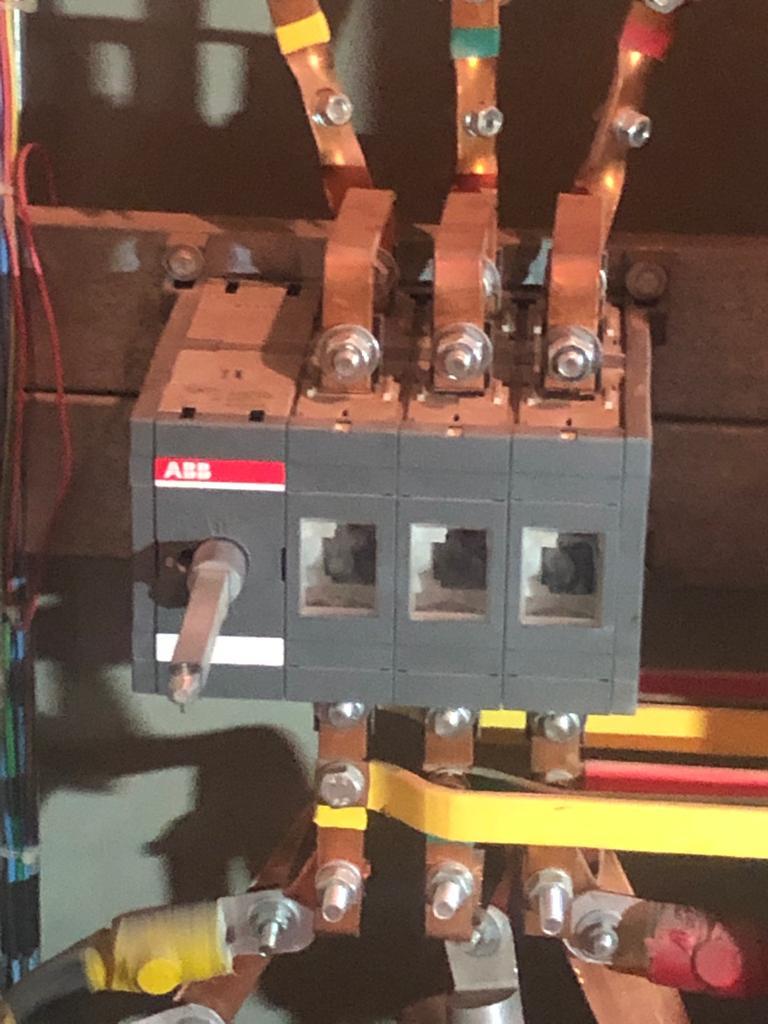 Замена электроавтомата