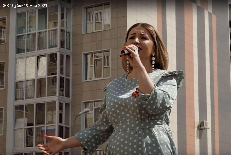 """ЖК """"Дубки"""" 9 мая 2021г"""