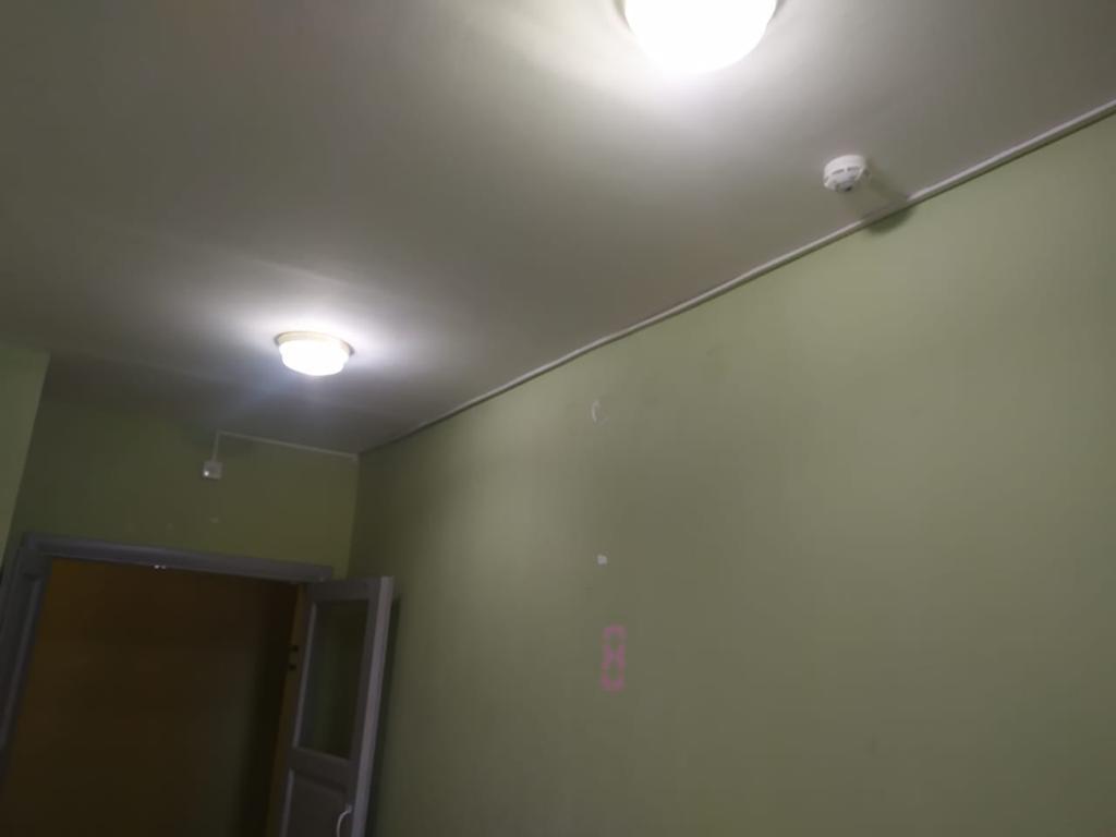 Замена светильников ул Салмышская 47